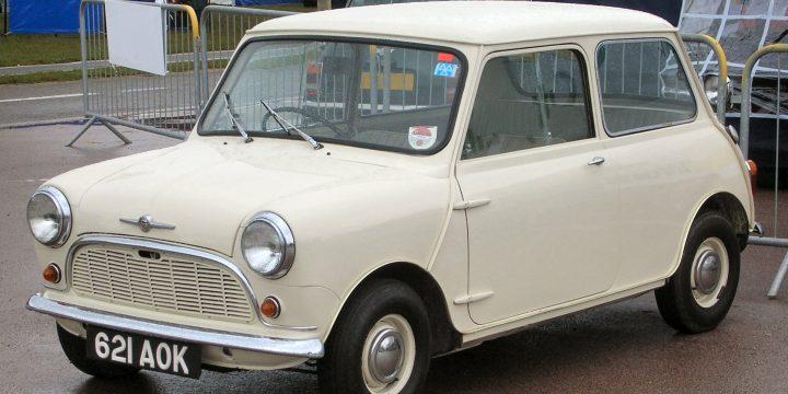 Celebrating 60 Years of the Mini